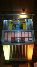 Seeburg Select-O-Matic 100 High Fidelity Jukebox