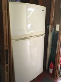 Newer fridge