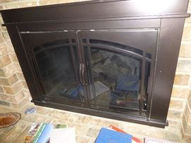 FIREPLACE FRONT INSERT