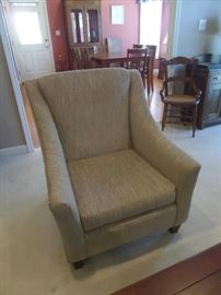 Matching Chair to sofa.
