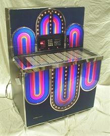 Seeburg Mardi gras jukebox