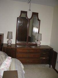 Kent Coffey MCM bedroom set