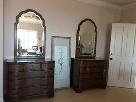 Kindel dressers and mirrors