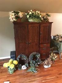 Artificial Plants, Decorations - Computer Desk