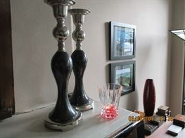 CANDLE STICK HOLDERS 2 FOR $20
