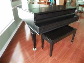Chickering Piano