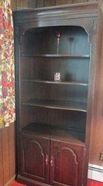 Book Case w Cabinet