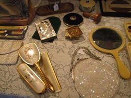 More vanity items