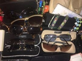 Sunglasses by Gucci, Chanel and more!!
