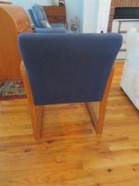 #4-Blue Chair-$200