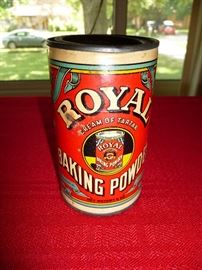 VINTAGE CAN