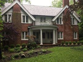 Sale inside a beautiful, original old Oakwood home