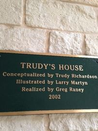 Trudy's home is for sale. Don't miss this one!