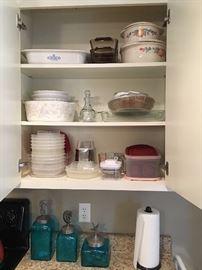 Bakeware, casserole, Dish, Cannister Set