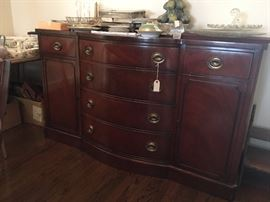 Drexel Travis Court Mahogany Sideboard/Buffet