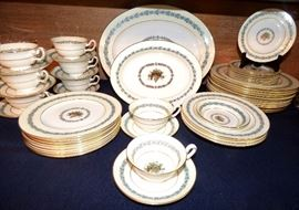 "Wedgwood China ""Appledore"""