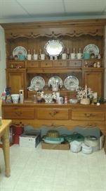 Vintage Country Sideboard/buffet