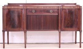 ca1840 Victorian mahogany sideboard