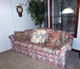 Laz-y Boy hide-a-bed sofa