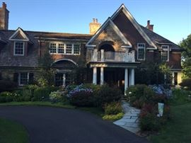 Estate sale in Harding township home