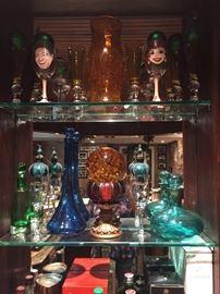 Glassware, barware