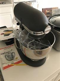 Kitchen Aid Artisan Mixer- Black