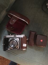 Kodak retina w/ German lens
