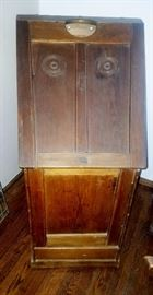 great antique from Ireland, sweat box or spa