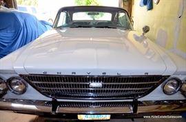 63 Chrysler Newport Convertible