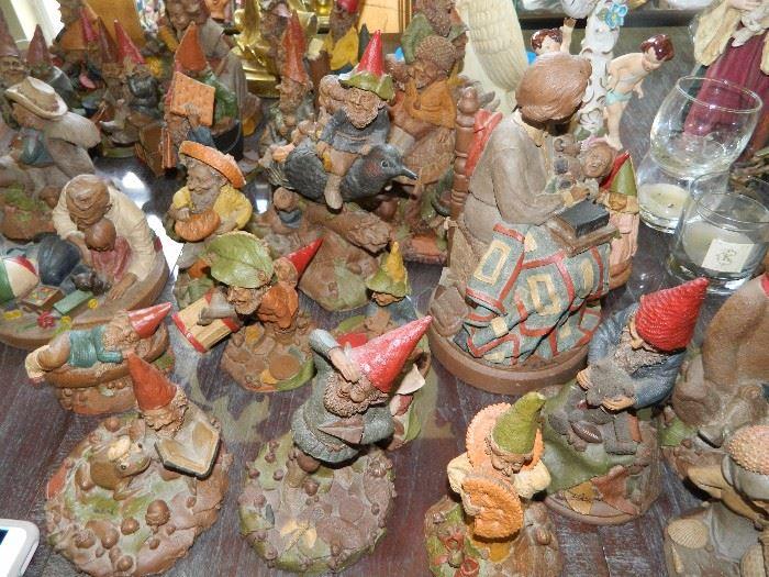 More Tom Clark gnomes