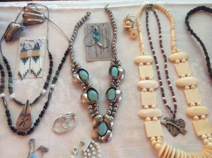 Vintage Turquoise Jewelry