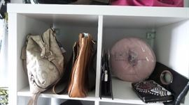 Purses and wallets.  Coach, Vera Bradley and other brands