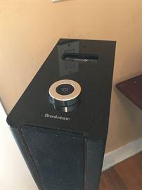 Brookstone iDesign iPod Tower