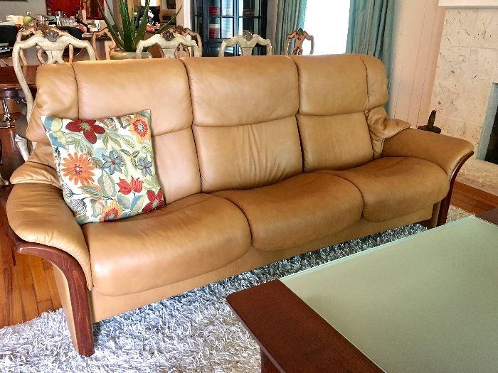 Stressless Scandinavian Sofa