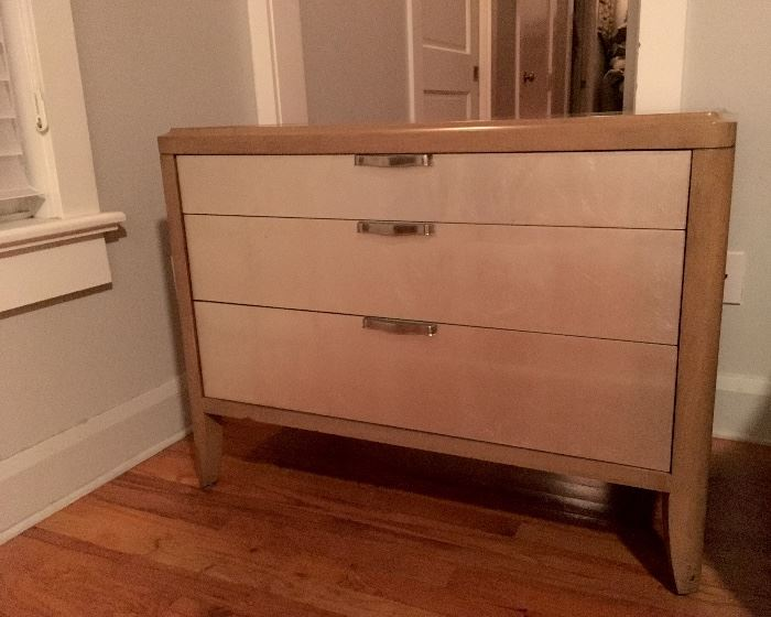 Henderson Night Stand, one of a pair.