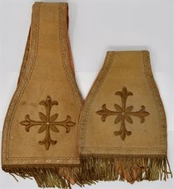 Antique Belgian Clerical Vestments
