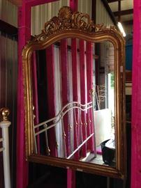 www.ebay.com/itm/Large-Gold-Leaf-Framed-Mirror-Your-shipper-or-Local-Pickup-RM011-/122607178917?ssPageName=STRK:MESE:IT