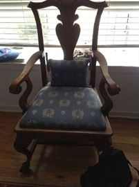 Antique Chair $ 70.00
