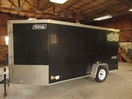 24 foot Haulmark Trailer, excellent condition $4500.00