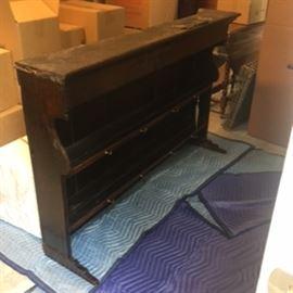 Top of a 1790 Welsh dresser