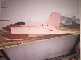 Electric foam (needs propeller)