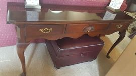 Thomasville console table - $90