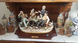 Large Capodimonte Limited edition