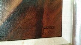 artist signature Torzeski 1974