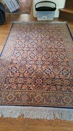 medium area rug