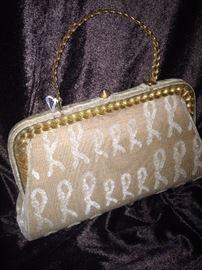 Roberta di Camerino designer evening bag