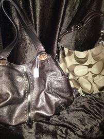 Brighton & Coach handbags