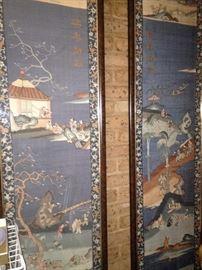 Companion Asian panels