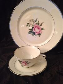 "Royal Jackson ""Margaret Rose"" china"