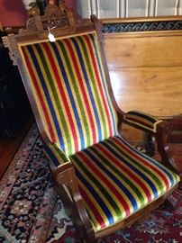 East Lake upholstered chair
